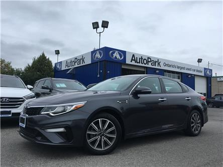 2019 Kia Optima LX+ (Stk: 19-76591) in Georgetown - Image 1 of 26