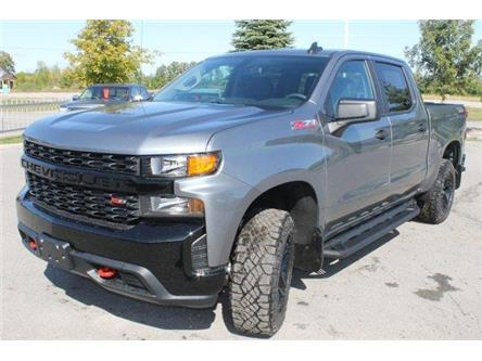 2020 Chevrolet Silverado 1500 Silverado Custom Trail Boss (Stk: 00654) in Carleton Place - Image 1 of 18