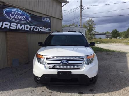 2015 Ford Explorer XLT (Stk: U-3480) in Kapuskasing - Image 2 of 8