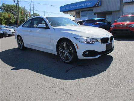 2015 BMW 428i xDrive (Stk: 191406) in Kingston - Image 1 of 14