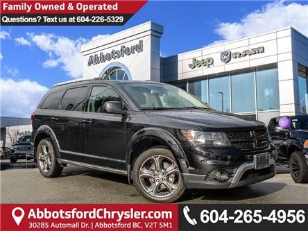 2016 Dodge Journey Crossroad (Stk: K636884A) in Abbotsford - Image 1 of 27