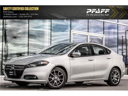 2013 Dodge Dart SXT/Rallye (Stk: S00306A) in Guelph - Image 1 of 22