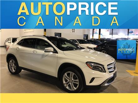2016 Mercedes-Benz GLA-Class Base (Stk: J0608) in Mississauga - Image 1 of 27