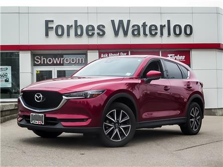 2018 Mazda CX-5 GT (Stk: 11653) in Waterloo - Image 1 of 25