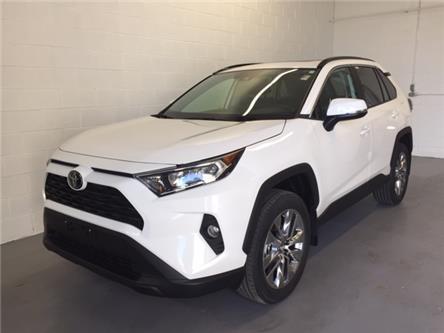2019 Toyota RAV4 XLE (Stk: TV326) in Cobourg - Image 1 of 9