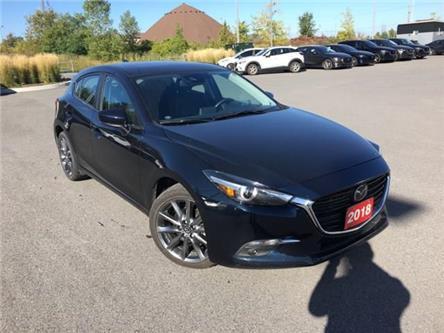 2018 Mazda Mazda3 Sport GT (Stk: MX1105) in Ottawa - Image 1 of 20