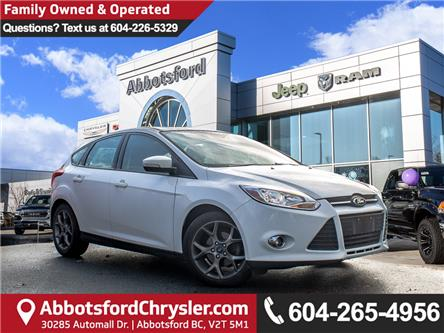 2013 Ford Focus SE (Stk: K702957A) in Abbotsford - Image 1 of 27