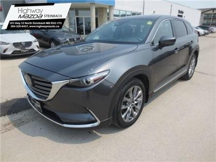 2017 Mazda CX-9 Signature (Stk: M19123A) in Steinbach - Image 1 of 38