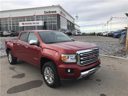 2015 GMC Canyon SLT (Stk: 190444A) in Cochrane - Image 1 of 25