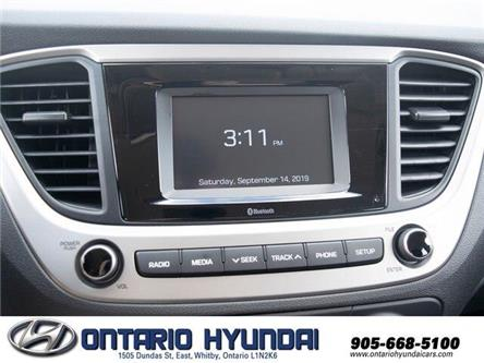 2019 Hyundai Accent ESSENTIAL (Stk: 078223) in Whitby - Image 2 of 18