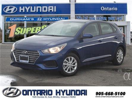 2020 Hyundai Accent Preferred (Stk: 092128) in Whitby - Image 1 of 17