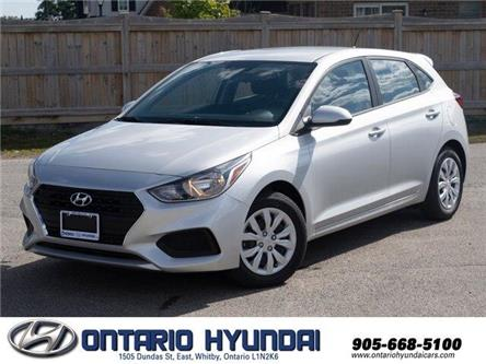 2020 Hyundai Accent Preferred (Stk: 093714) in Whitby - Image 1 of 17