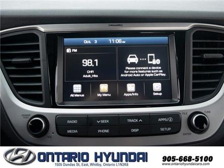 2020 Hyundai Accent Preferred (Stk: 095431) in Whitby - Image 2 of 17