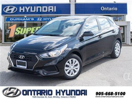 2020 Hyundai Accent Essential w/Comfort Package (Stk: 092092) in Whitby - Image 1 of 18