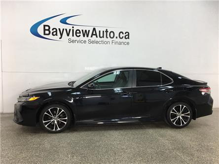 2018 Toyota Camry SE (Stk: 34989WA) in Belleville - Image 1 of 27