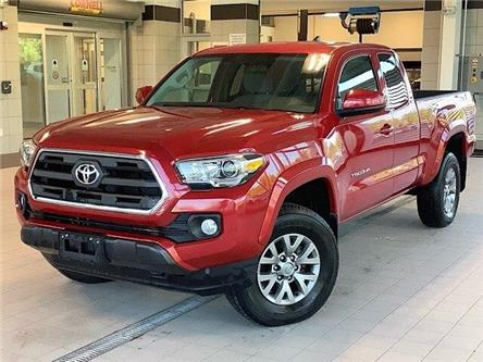 2017 Toyota Tacoma SR5 (Stk: P19109) in Kingston - Image 1 of 25