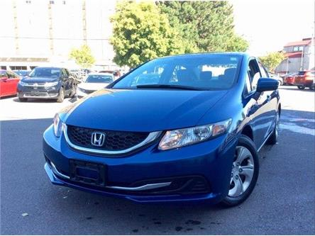 2014 Honda Civic LX (Stk: P4738) in Ottawa - Image 1 of 24