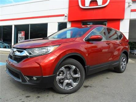2019 Honda CR-V EX (Stk: 10695) in Brockville - Image 1 of 25