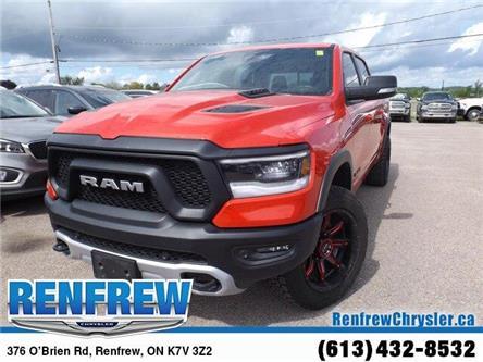 2019 RAM 1500 Rebel (Stk: K323A) in Renfrew - Image 1 of 28