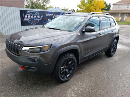 2020 Jeep Cherokee Trailhawk (Stk: 15863) in Fort Macleod - Image 1 of 21