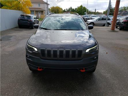 2020 Jeep Cherokee Trailhawk (Stk: 15863) in Fort Macleod - Image 2 of 21