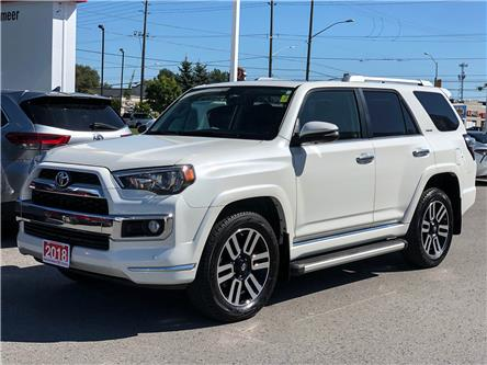2018 Toyota 4Runner SR5 (Stk: W4841A) in Cobourg - Image 1 of 25