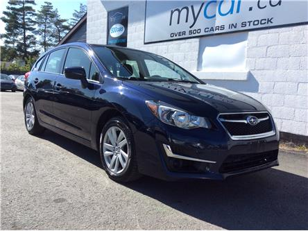 2016 Subaru Impreza 2.0i Touring Package (Stk: 191378) in Kingston - Image 1 of 20