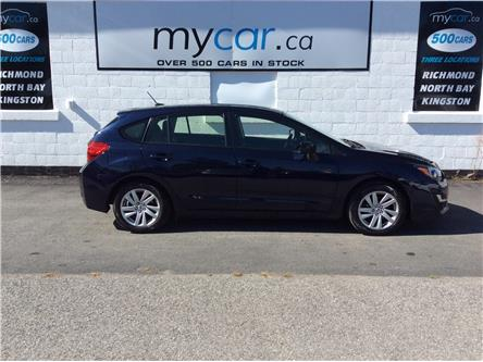 2016 Subaru Impreza 2.0i Touring Package (Stk: 191378) in Kingston - Image 2 of 20
