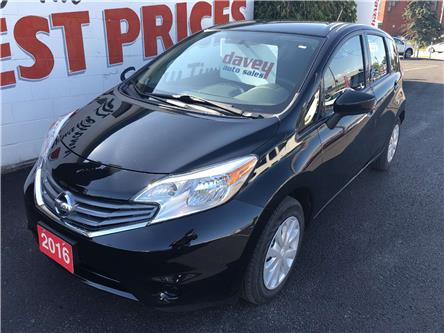 2016 Nissan Versa Note 1.6 SV (Stk: 19-616) in Oshawa - Image 1 of 14