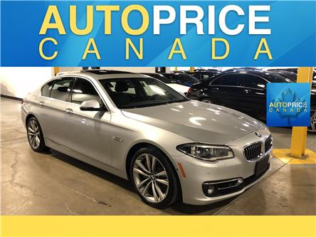 2016 BMW 535i xDrive (Stk: W0605) in Mississauga - Image 1 of 26