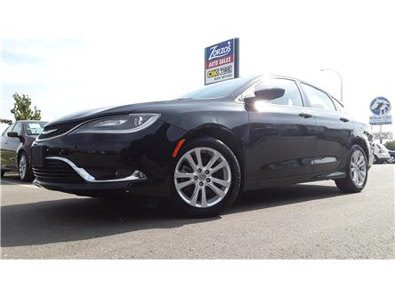 2015 Chrysler 200 Limited (Stk: P574) in Brandon - Image 1 of 11