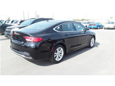 2015 Chrysler 200 Limited (Stk: P574) in Brandon - Image 2 of 11