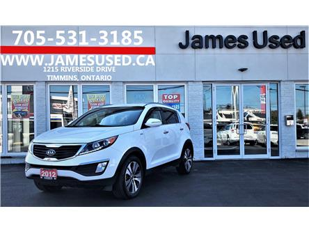 2012 Kia Sportage EX (Stk: N19390B) in Timmins - Image 1 of 14
