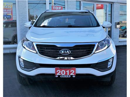 2012 Kia Sportage EX (Stk: N19390B) in Timmins - Image 2 of 14
