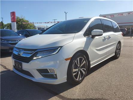 2019 Honda Odyssey Touring (Stk: HC2542) in Mississauga - Image 1 of 27