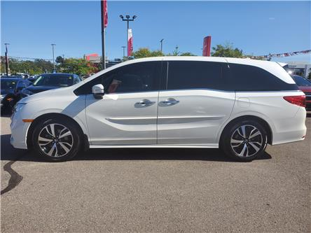 2019 Honda Odyssey Touring (Stk: HC2542) in Mississauga - Image 2 of 27