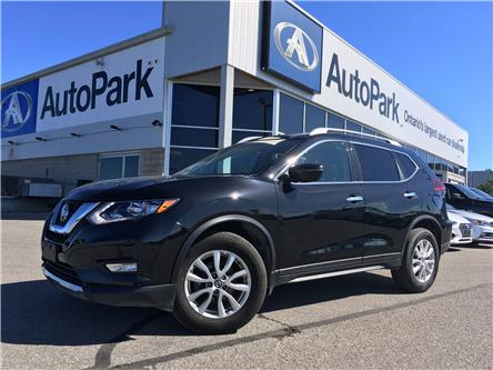 2018 Nissan Rogue SV (Stk: 18-31529RJB) in Barrie - Image 1 of 26