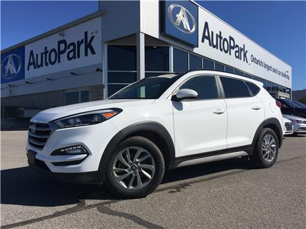 2018 Hyundai Tucson SE 2.0L (Stk: 18-48334RJB) in Barrie - Image 1 of 28