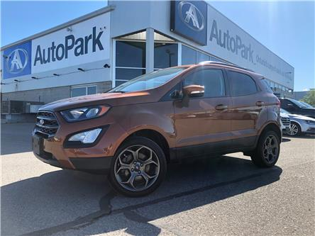 2018 Ford EcoSport SES (Stk: 18-97840JB) in Barrie - Image 1 of 28