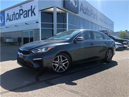 2019 Kia Forte EX (Stk: 19-72925RJB) in Barrie - Image 1 of 27