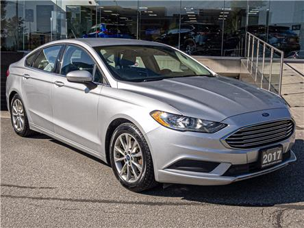 2017 Ford Fusion SE (Stk: 28886A) in Markham - Image 1 of 20