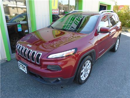 2014 Jeep Cherokee North (Stk: ) in Sudbury - Image 2 of 6