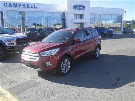 2018 Ford Escape SEL (Stk: 1815220) in Ottawa - Image 1 of 2
