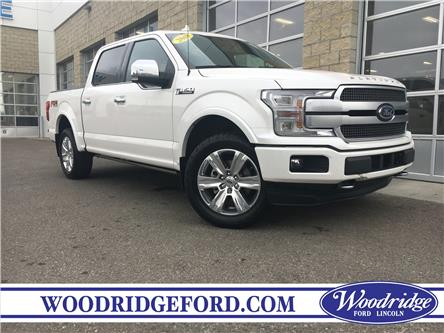 2018 Ford F-150 Platinum (Stk: K-2762A) in Calgary - Image 1 of 20