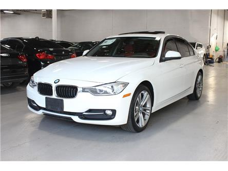 2015 BMW 320i xDrive (Stk: T52876) in Vaughan - Image 2 of 30