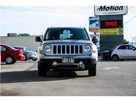 2016 Jeep Patriot Sport/North (Stk: 191035) in Chatham - Image 2 of 24