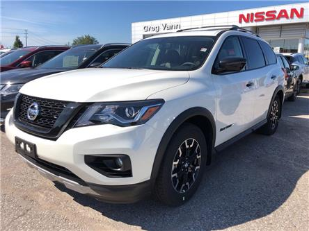 2019 Nissan Pathfinder SL Premium (Stk: V0701) in Cambridge - Image 1 of 5