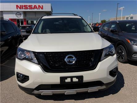 2019 Nissan Pathfinder SL Premium (Stk: V0701) in Cambridge - Image 2 of 5