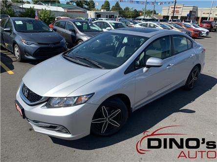 2015 Honda Civic EX (Stk: 042142) in Orleans - Image 1 of 28