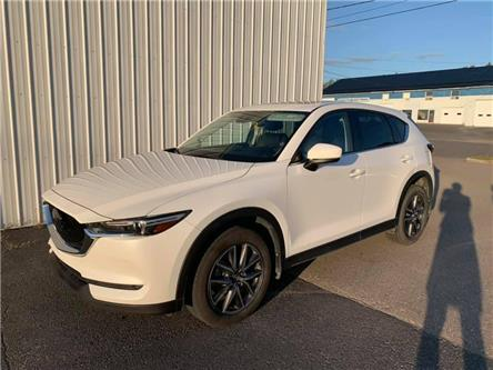 2018 Mazda CX-5 GT (Stk: 361861) in Alma - Image 1 of 17